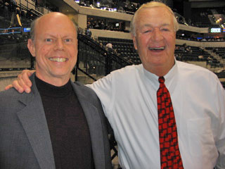 Howard and Slick Leonard